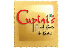 Cupini's Marinara Sauce, Dressing, Vinaigrettes