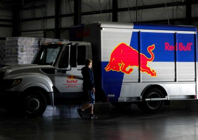 Palmentere Brothers Red Bull Truck 2